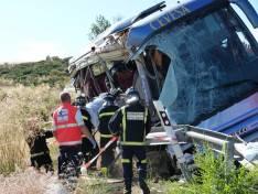 Accidente del autobús