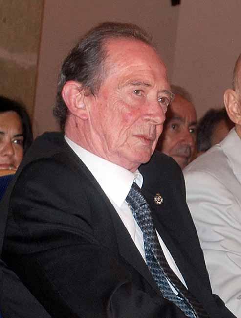 El director de la RAE, José Manuel Blecua.