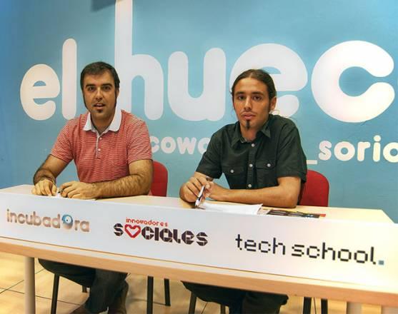 Fernando Rubio y Daniel Hernández