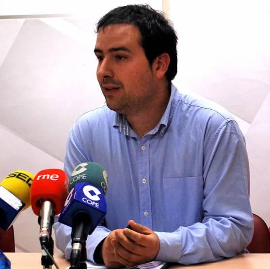 Ángel Hernández del PSOE.