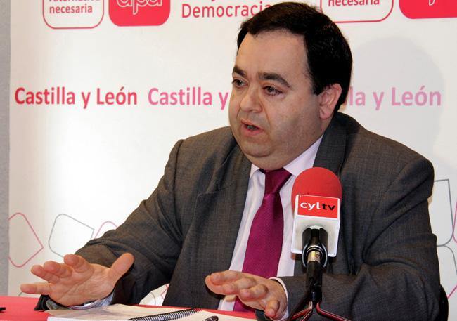 Delgado, coordinador de UPyD en la región.