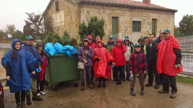 Voluntarios medioambientales, en otra cita