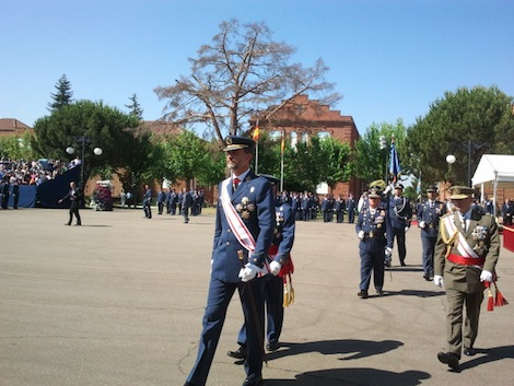 Principe Felipe de Borbón
