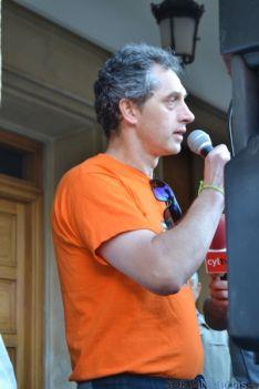 José Luis García, padre de María