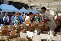 La VII Feria de las Viandas abre sus puestos con la intención de 'dinamizar la ciudad'