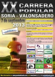 Cartel de la Soria-Valonsadero
