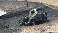 Incendio del vehículo/M-Audiovisuales