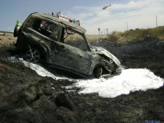 Incendio del vehículo/Ayto