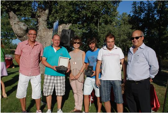 Vencedores del torneo Monreal-Jaguar