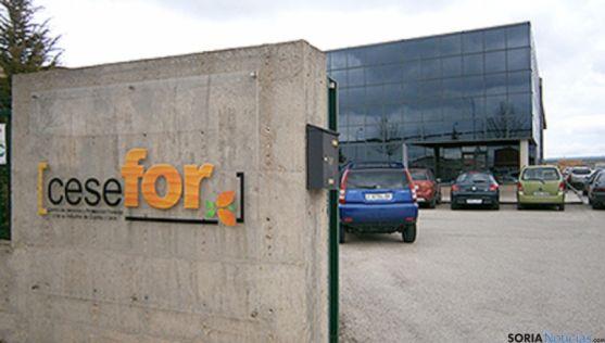 El CESEFOR recibirá 300.000 € de la Junta para acciones de formación