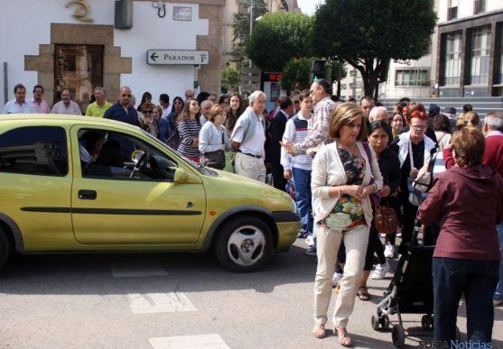 El PP exige un plan de seguridad para el ciudadano en la plaza de Granados