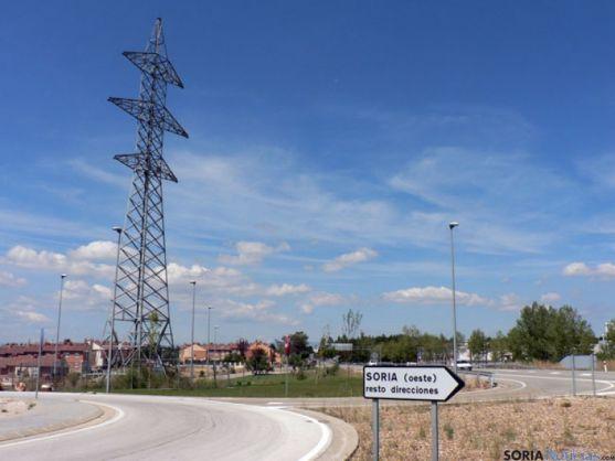 Torretas en Camaretas