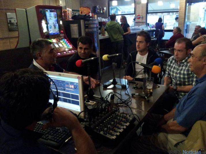 Primera Tertulia de Radio SORIANOTICIAS.com