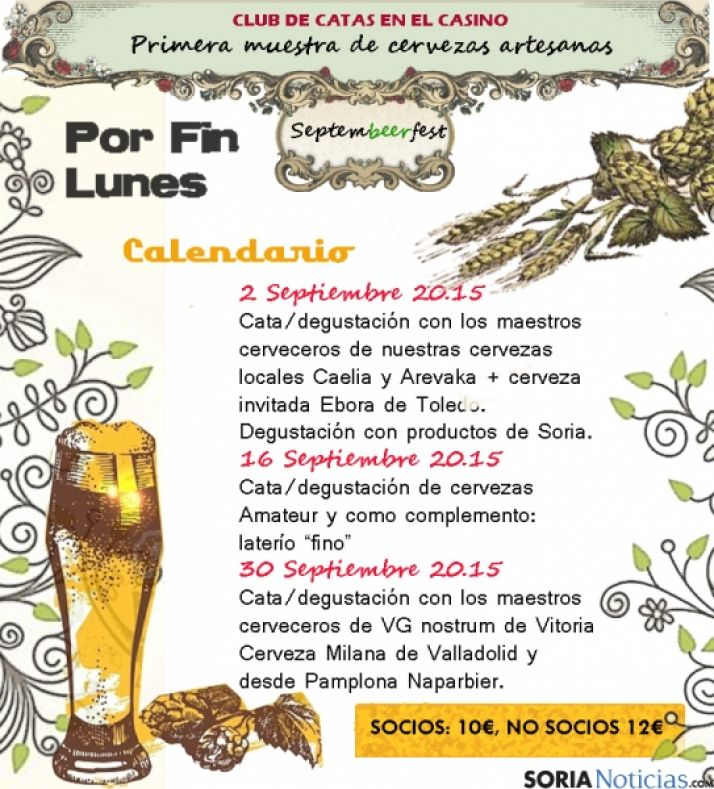 Septemberfest en el Casino