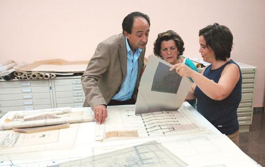 Archivo de Juan Antonio Villanueva