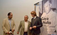 Inaugurada la exposición 'Gaya Nuño en el crisol'