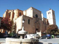 Berlanga homenajea este sábado a su párroco Julián Gorostiza