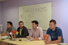 Rueda de prensa del Río Duero San José