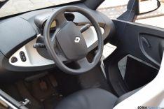 Interior de los coches