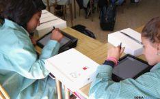 Los alumnos de 6º de Primaria en Escolapias dicen 'adiós' a los libros