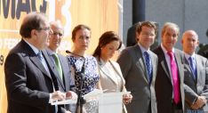 Herrera anuncia la próxima creación de la Mesa Sectorial del Ibérico