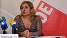 El PSOE denuncia que la política de la Junta sobre violencia de género no coincide con las prestaciones