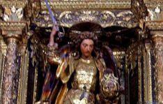 Imagen de San Miguel en Ágreda.