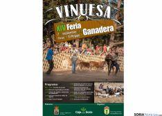 Vinuesa abre este sábado su XIV Feria Ganadera