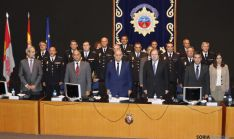 Herrera en el nuevo curso de la policía