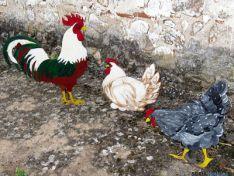 Museo aire libre Almarail, el gallinero