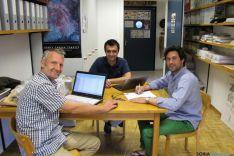 Técnicos del CESEFOR y WSL