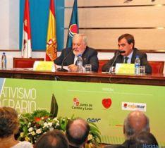 Jornadas de cooperativismo del Norte de Castilla. MInistro