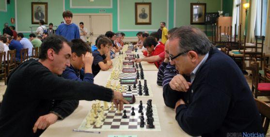 XXVIII torneo ajedrez San Saturio.