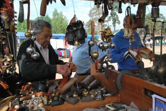 Vinuesa se divierte en su XX Feria Ganadera