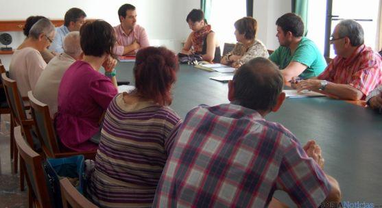 Las asociaciones vecinales gestionarán los 150.000 euros del Plan de Empleo