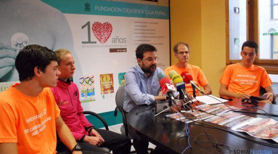 La XIII Carrera Popular Abel Antón aumenta el número de categorías