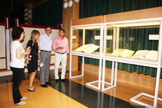 Exposición 'Los orígenes del español'