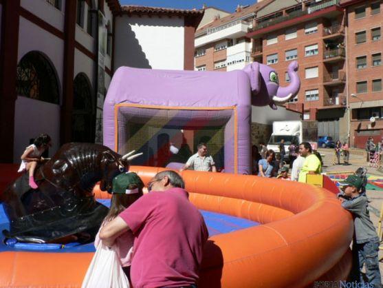Feria ganadera soria 2013