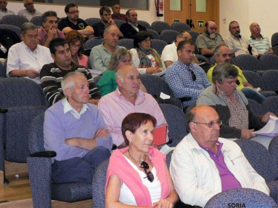 Myas. Asamblea ayuntamientos