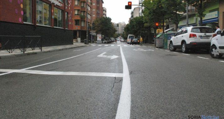 Mariano Vicén contará con un carril bici hasta el Campus