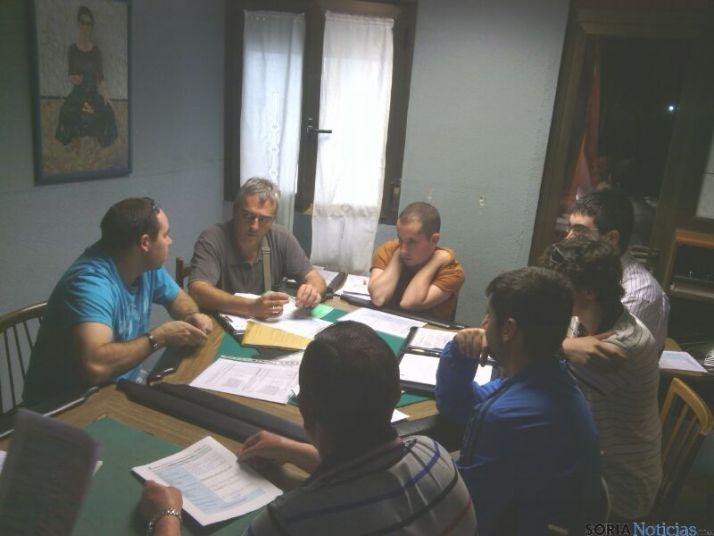 Asamblea del club