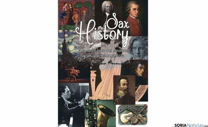 La Mayor acoge este domingo el estreno de Sax History, del soriano Norberto Moreno