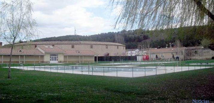 Piscinas del Burgo.