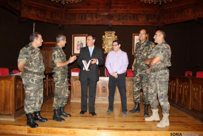 Guardia Real en El Burgo de Osma