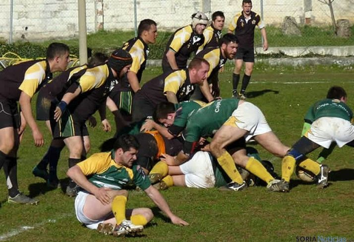 El Ingenieros de Rugby comienza sus entrenamientos