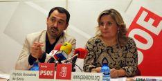 Esther Pérez y Javier Muñoz.