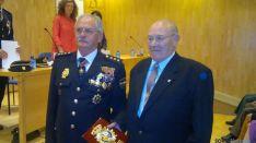 Comisario y Romera