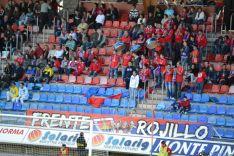Foto 3 - El Numancia empata a cero con el Sporting de Gijón