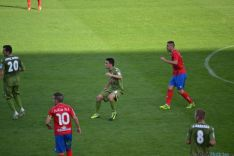 Foto 6 - El Numancia empata a cero con el Sporting de Gijón