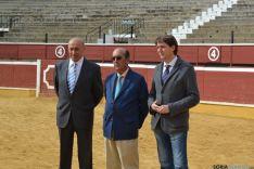 Foto 6 - Las Peñas Taurinas de Soria entregan sus premios con el ganadero Adolfo Martín como protagonista